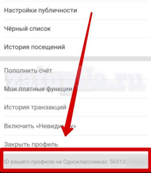 id-в-одноклассниках-5