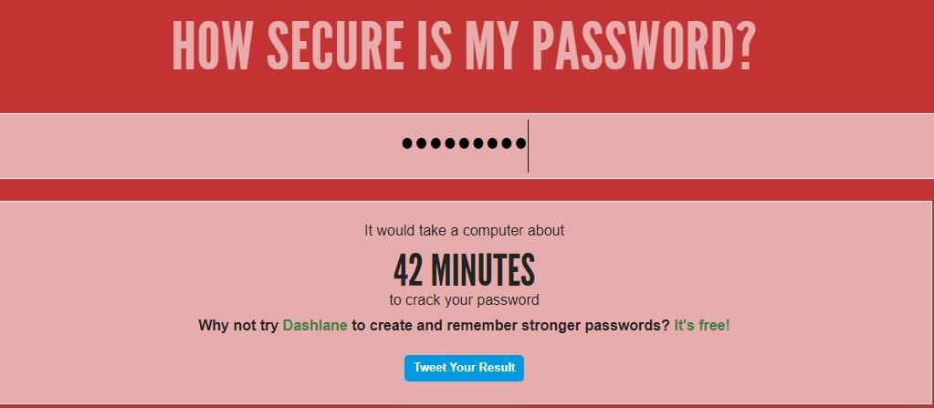 Сколько времени уйдет на подбор вашего пароля от Одноклассников и ВК 1