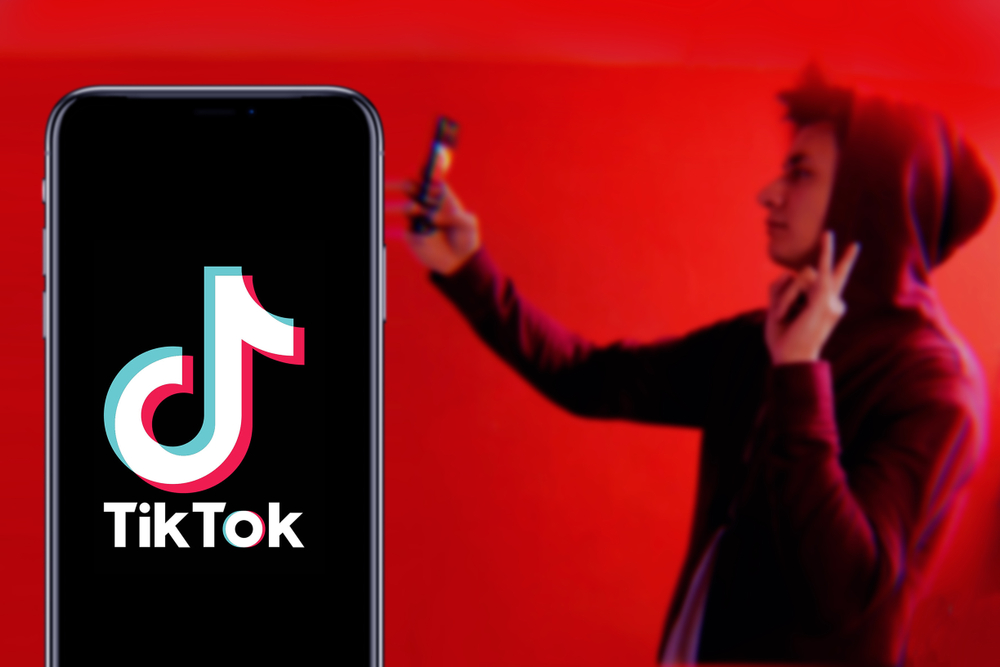 Как восстановить пароль в TikTok?